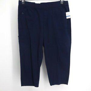 Style & Co Women Comfort Capri Pants Comfort Waist